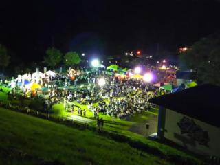 山形県村山市「夜のバラまつり」を盛大に開催したい!