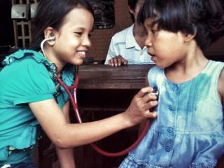 カンボジアの地方に貧困層でも受診できる診療所を作りたい!