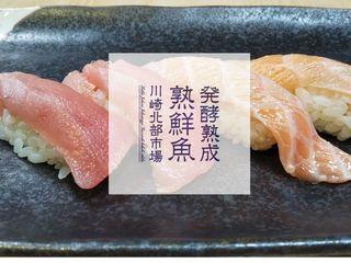 令和の新トレンド!川崎発「発酵熟成熟鮮魚」魚をさらに旨く‼