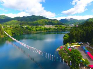 相俣ダム生誕60周年を祝う花火を打ち上げたい!