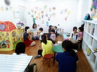 子どもが笑顔になれるママのためのコワーキングを作りたい!