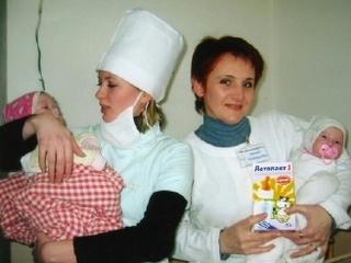 チェルノブイリの小児病院の子どもたちに粉ミルクを届けたい!