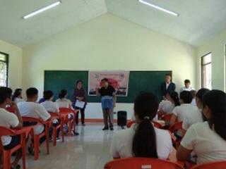 目指せフィリピン介護士育成来日100人、無料介護日本語学校