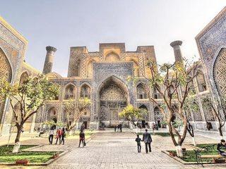 歴史を知ると魅力が変わる。ウズベキスタンのこれまでを日本へ!