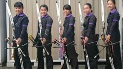 松山東雲高等学校アーチェリー部、アメリカの技術を学びより強く