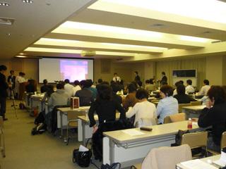 呼吸器の専門医による医学研究会と若手医療従事者の研修会の開催