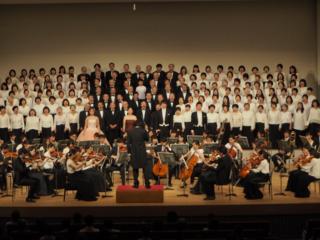 ♪「大地讃頌」をオーケストラで歌いたい!!