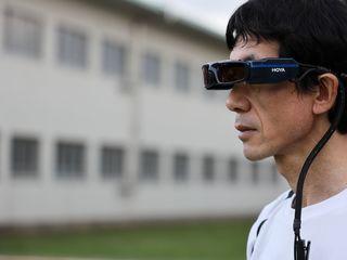 盲学校の生徒に星空を。暗闇で見える暗所視支援眼鏡を届けたい。