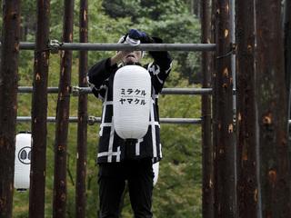 """京都のまちなかに北山杉の林を出現させる""""山祭""""を開催したい!"""