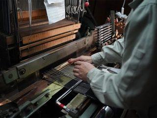 日本の織物業界に変化を。「KIZIARAI」で産地とアパレルを繋ぐ。
