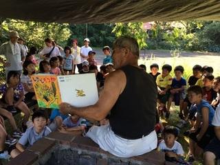 滋賀県の里山で子どもたちと絵本に出てくるような小屋を建てたい