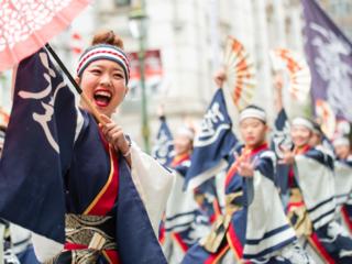 長く愛される祭りを目指して!第四回横浜よさこい祭り開催!