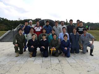沖縄に残る遺骨を収集するため、沖縄遺骨収集派遣を継続したい!