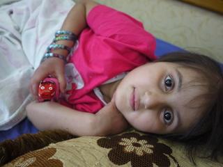 イラクの小児がん患者のインドでの検診渡航費用を支援したい