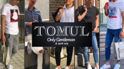 アパレルブランドTOMUL(トムール)始動!20歳大学生夢への挑戦