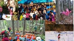 子供の笑顔を育む南会津の豊かな自然。未来へ残す里山づくり。