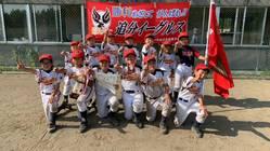 震災で練習場所を失った北海道安平町の野球少年に室内練習場を!