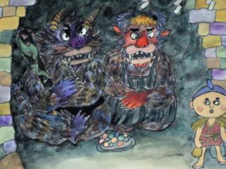 福井の心を伝えるために。創作絵本『めおと鬼』を出版したい!