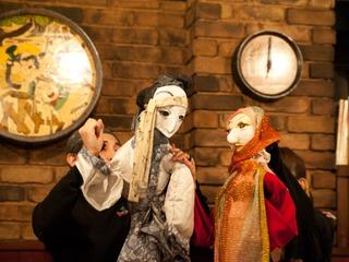 新しい形の人形劇『イタチョコ浄瑠璃』に必要な人形をつくりたい!