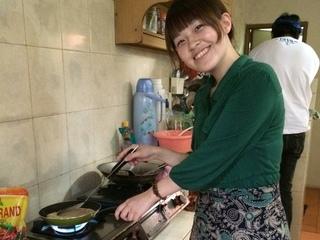 """世界の家庭料理レシピ集を作成し""""食卓の大切さ""""を伝えたい!"""