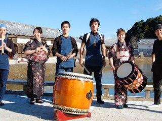 お祭りや店、施設で無料で和太鼓を演奏して地域を盛り上げたい!