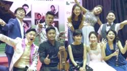 カンボジア人の若手演奏家を世界水準へ!オペラ「蝶々夫人」開催
