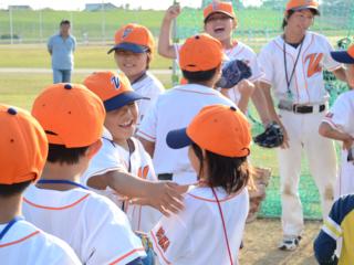 子どもたちが安心して学べる場所を。野球スクールの継続へ!