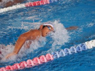 病気に打ち勝ちオリンピック出場へ!競泳 谷健友の挑戦。