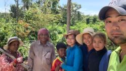 カンボジア 貧しい農家の収益UPプロジェクト