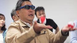 高齢化が進む今だから、交通事故を防ぐ目のトレーニングDVDを!
