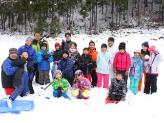 福島の子どもたちに福井の自然を楽しませたい