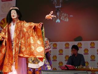 台湾で東日本大震災の支援のお返しに日本の伝統芸能を披露したい!