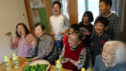 徳島名産「すだち」で障がい者、高齢者の就労の場へつなぎたい
