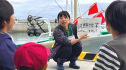 """子供達に海のドラマを伝えたい!""""みんなの魚屋""""建設プロジェクト"""