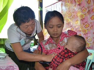 移動クリニックで、ミャンマーの人々の命と笑顔を未来に繋ぐ!