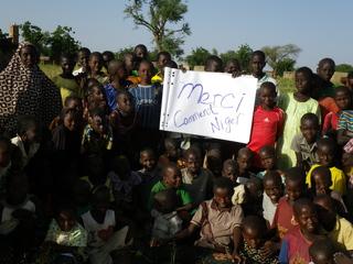 ニジェールに設立する寺子屋の教員の給与にご支援を!!