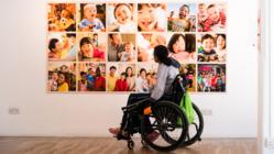世界の障害のある子どもたちの写真展を国連でやりたい!