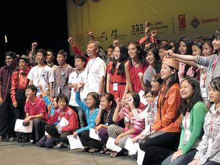 小さな未来の音楽家がアジア各国のコンサートで演奏します!