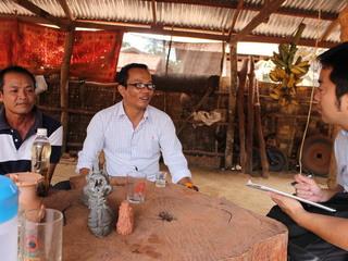 日本語教育160時間を無償提供!ラオス人農業研修生を日本へ!