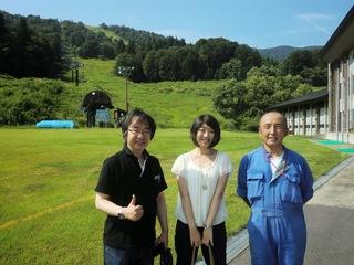 長野県栄村を舞台にした絵本をつくって小学生にみてほしい!