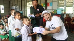 ミャンマーの子供たちの未来に光を。小学校再建プロジェクト始動