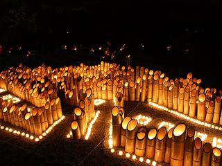 和歌山県のキャンドルイルミネーションにロウソクを寄付したい!