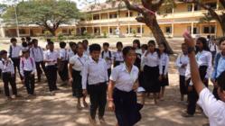 カンボジア・コンポンチャム州にある学校を今年も支援したい!