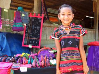 ベトナム少数民族の魅力を伝え生活向上支援のお手伝いをしたい!