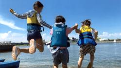海なし県の児童養護施設の子どもたちを海遊びに連れ出したい!