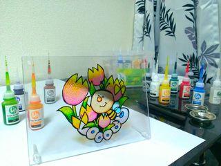 夢のリサイクル塗料ディンプルアートの素晴らしさを伝えたい