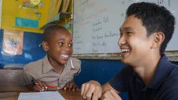 ジャマイカ教育変革。訪問型の塾で子ども達に逆転のチャンスを!