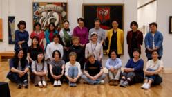 パンゲア。20周年企画「熊本地震を乗り越え、NYで展示会を」