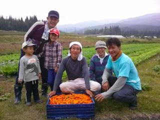 農園を拡大し、石徹白自慢の野菜を多くの人たちに届けたい!