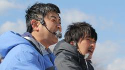 「声」を仕事に!佐山裕亮が会社の立ち上げに挑戦します!